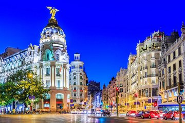 Ultra - Madrid Private Airport Transfer from city centre to Madrid airport MAD
