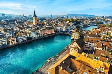 Ultra - Zurich Private Airport Transfer from City Centre to Zurich Airport ZRH