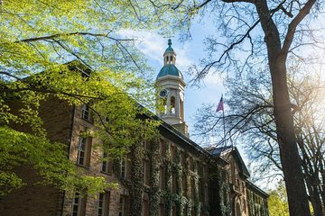 Princeton Scavenger Hunt: Princeton Flourish