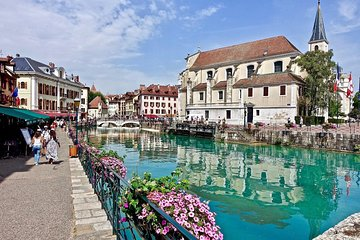 ANNECY / Private Walking Tour of Annecy's Historical Center