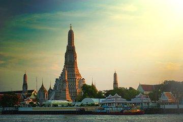 Bangkok Temple & City Tour with lunch + Amazing Bangkok Tour (Minimum 2 Pax)