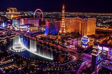 Las Vegas by Night Private City Tour