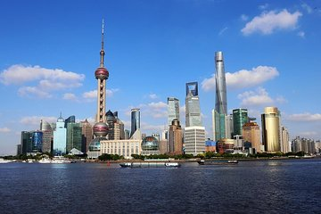 Private Tour: Best of Shanghai Day Tour including Jade Buddha Temple & Bund, etc