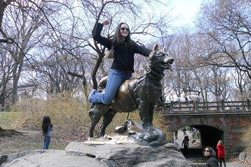 New York Lower Central Park Scavenger Hunt Adventure