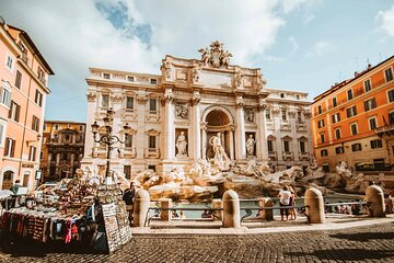 Private Rome Full Day Car & Walking Tour with Vatican, Colosseum and Old Rome