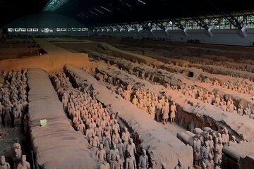 Best of Xian Private Muslim Day Trip: Terracotta Warriors & Great Mosque