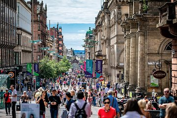 Private Tour, Glasgow City Highlights