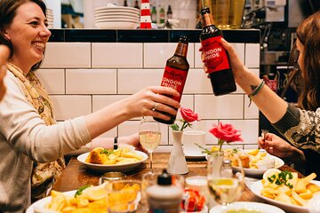 Lonely Planet Experience: London Food Tour with a Local Foodie