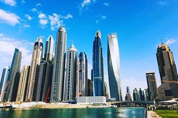 Private New Dubai Tour with Afternoon Tea in Burj al Arab and Burj Kalifa Ticket