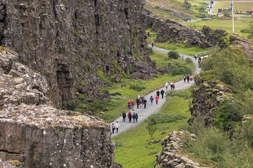 Full-Day VIP Golden Circle Tour in Iceland with Pick Up