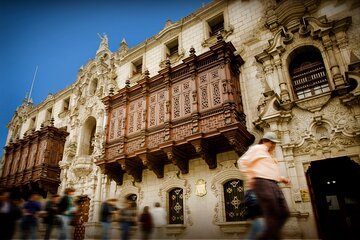 Walking Tour Lima Heritage Downtown Half Day