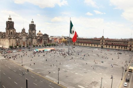 Mexico City Tour 2021