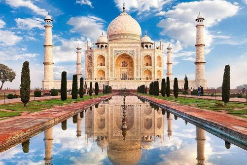 Image result for Taj Mahal, Agra