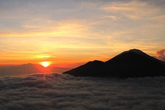 Sunrise In Bali Mount Batur Hiking And Coffee Plantation Tour