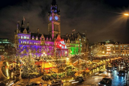 Private Christmas In Manchester Tour With A Local 2021