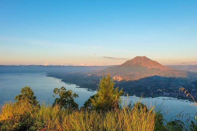 Batur Caldera Sunrise Hiking Over The Lake Batur 2021 Bali