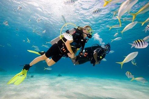 Bali Scuba Diving for Beginner 2021 - Tanjung Benoa