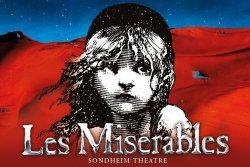 Les Misérables - Londres comédie musicale réouverture en septembre