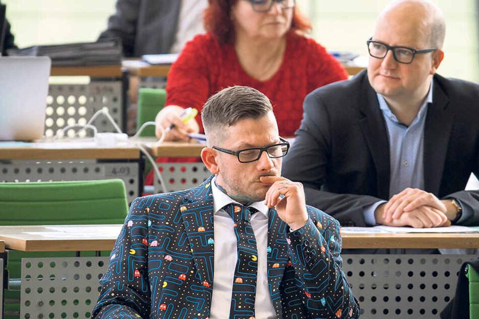 ER Ist Der Bunteste Politiker Im Schsischen Landtag TAG24