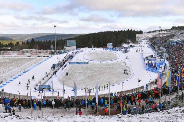 Nach Ärger um Schnee-Transport: Oberhof bekommt für Biathlon-Wettkämpfe neues Depot
