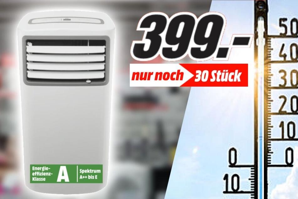 Rettung Vor Der Hitze Mediamarkt Haut Die Letzten Klimagerate Raus Tag24