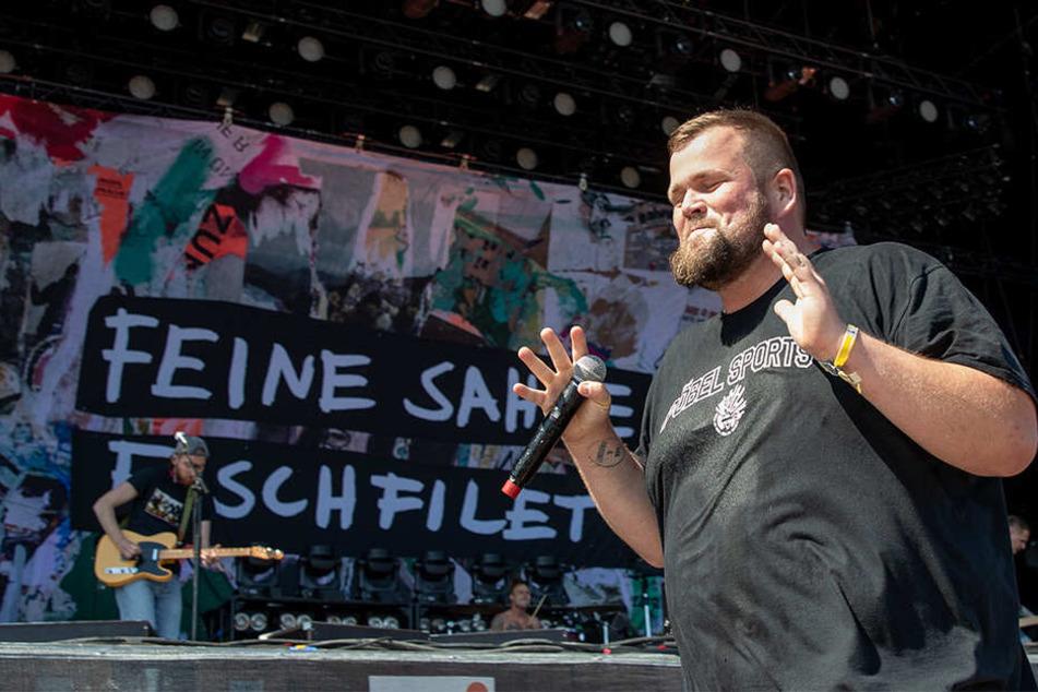 Schock Fur Die Fans Feine Sahne Fischfilet Sagt Konzert In Dresden Ab Tag24
