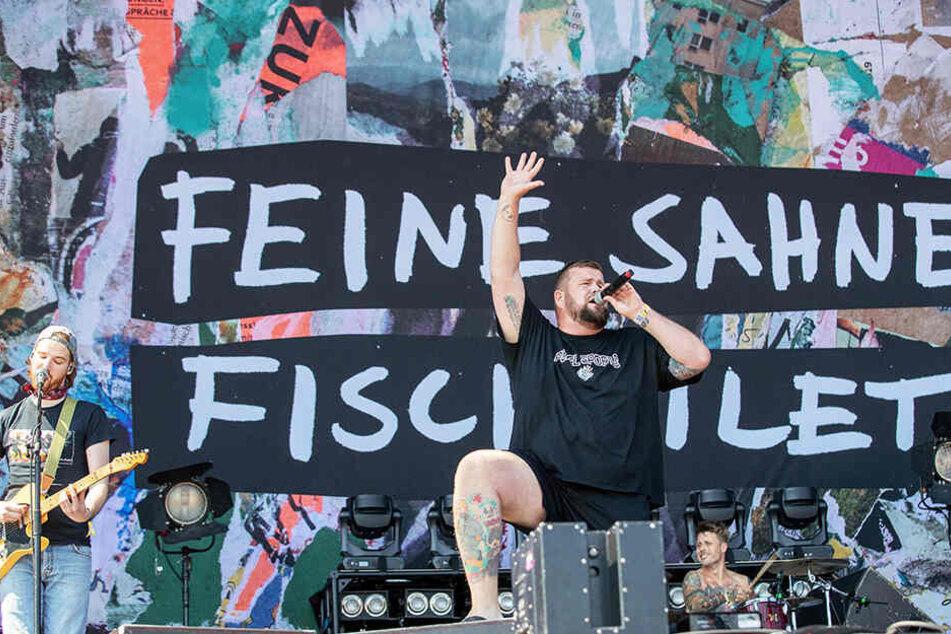 Feine Sahne Fischfilet Uberraschen Ihre Dresden Fans Tag24