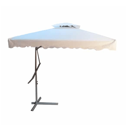retractable waterproof outdoor umbrella