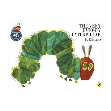 the very hungry caterpillar # 4