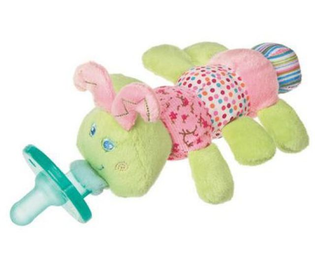 Mary Meyer Cutsie Caterpillar Wubbanub Pacifier