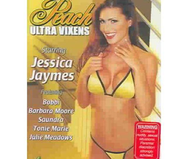Peach Ultra Vixensjessica Jaymes Region 1 Import Dvd Buy Online In South Africa Takealot Com