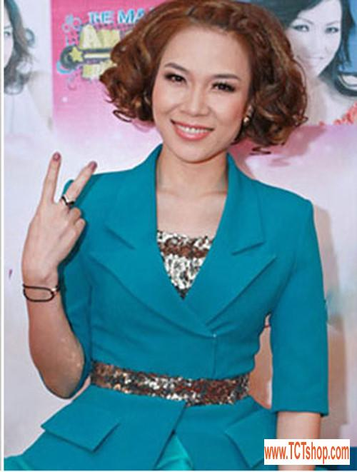 diem mat nhung kieu toc dim hang nhan sac sao viet14 Điểm mặt những kiểu tóc dìm hàng nhan sắc sao Việt