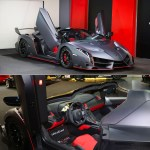 Exposed Carbon Fiber Lamborghini Veneno Roadster Will Cost You Over 5 Million Techeblog