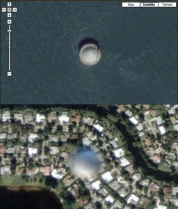 10 Bizarre Censored Locations on Google Maps  Earth   TechEBlog 10 Bizarre Censored Locations on Google Maps  Earth