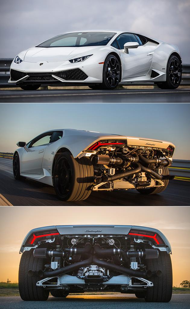 HPE1000 Twin Turbo Lamborghini Huracan Has 1000BHP, Gets ...