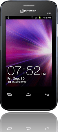 Micromax_A56_Front