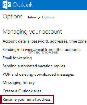 Rename_Old_Live_Account_to_Outlook