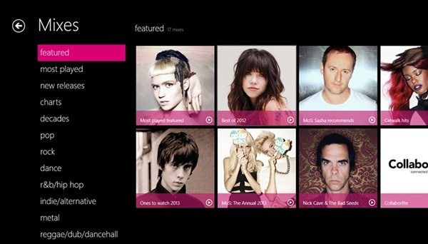Nokia_Music_For_Windows_8-Artist_Page