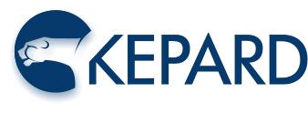 Kepard logo