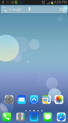 iOS-Android_Launcher