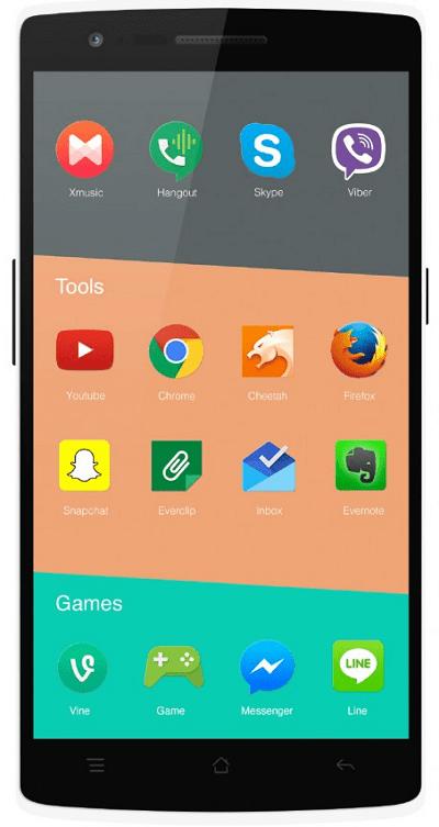 OnePlus OxygenOS Leak Screenshot