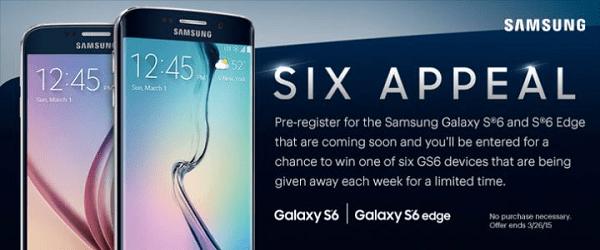 Samsung Galaxy S6 Edge Sprint Leak