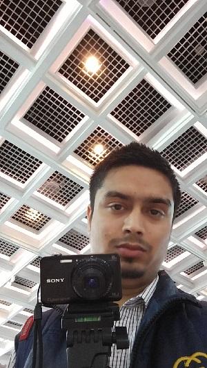 LG G Flex 2 Front Camera Sample Image