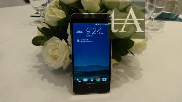 HTC One E9 Plus Front