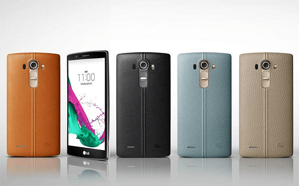 LG G4 Announced