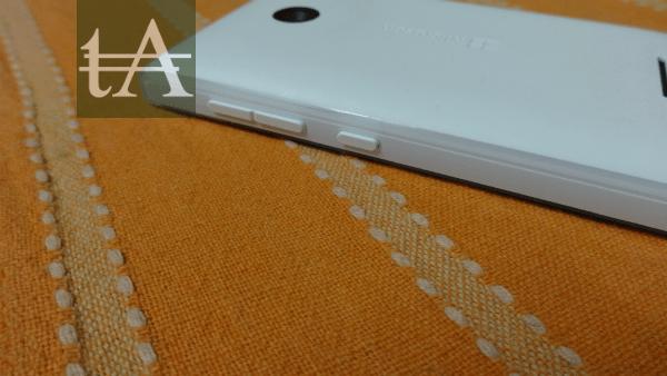 Microsoft Lumia 532 Buttons