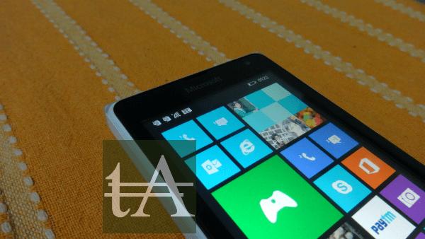 Microsoft Lumia 532 Screen