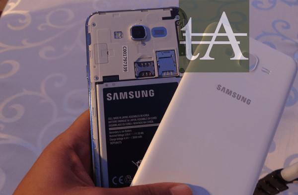 Samsung Galaxy J7 Battery