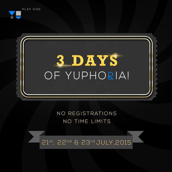 Yuphoria Open Sale