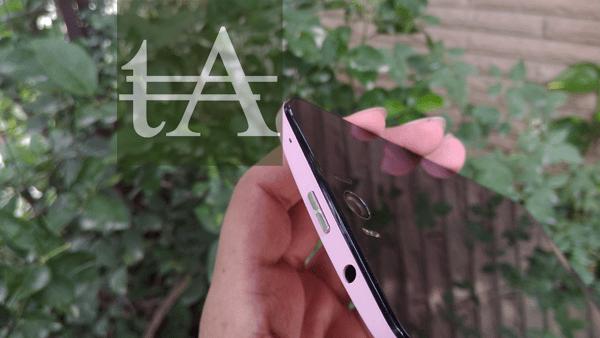 Asus ZenFone Selfie Rear Button